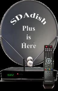 SDAdish Plus One-Room System